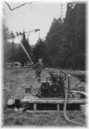 1925 - The FitzHenry-Guptill Pump  - A NYS Archives Photo